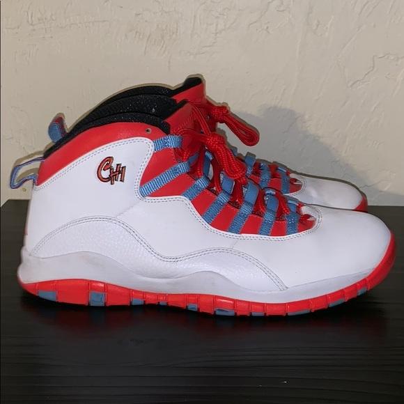 674a998d405f Jordan Other - Air Jordan 10 Chicago Flag
